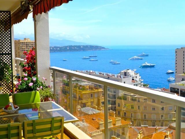 "Stunning ""Monte Carlo Riviera""! - Beausoleil - Flat"
