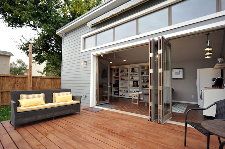Derby City Tiny House - Louisville - Casa