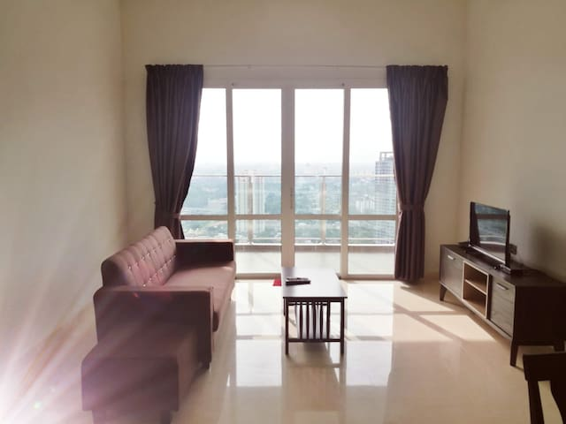 TriTower 2Rooms CityView #5mins JB Central @ SG