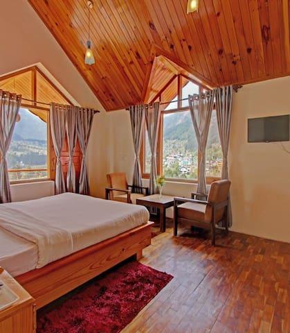 Panoramic View Comfortable Room