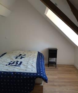 Deux chambres en campagne lilloise - Wervicq-Sud - Haus