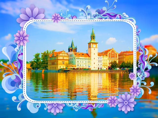 *-Close to Prague castle!-*