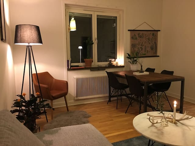 Cosy Residential Apartment - 2min from metro