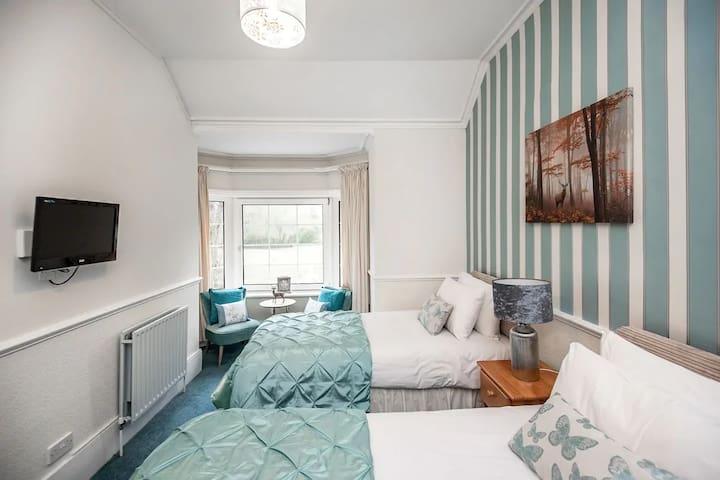 Twin Room in Crawley Gatwick