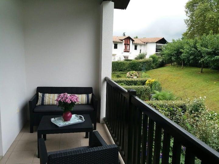 Bel Appartement T2 au Pays-Basque, Cambo les Bains