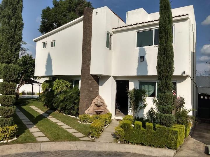 Casa Los Bambús, Oaxtepec - Morelos