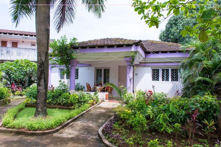 Villa Holiday in Cavelossim, Goa