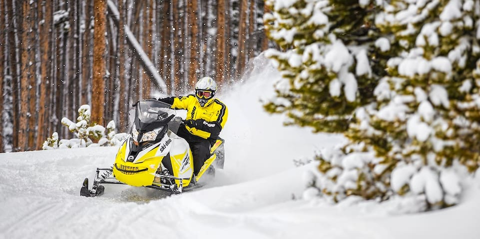 Sled Camp - Guided Trail and Track Tours