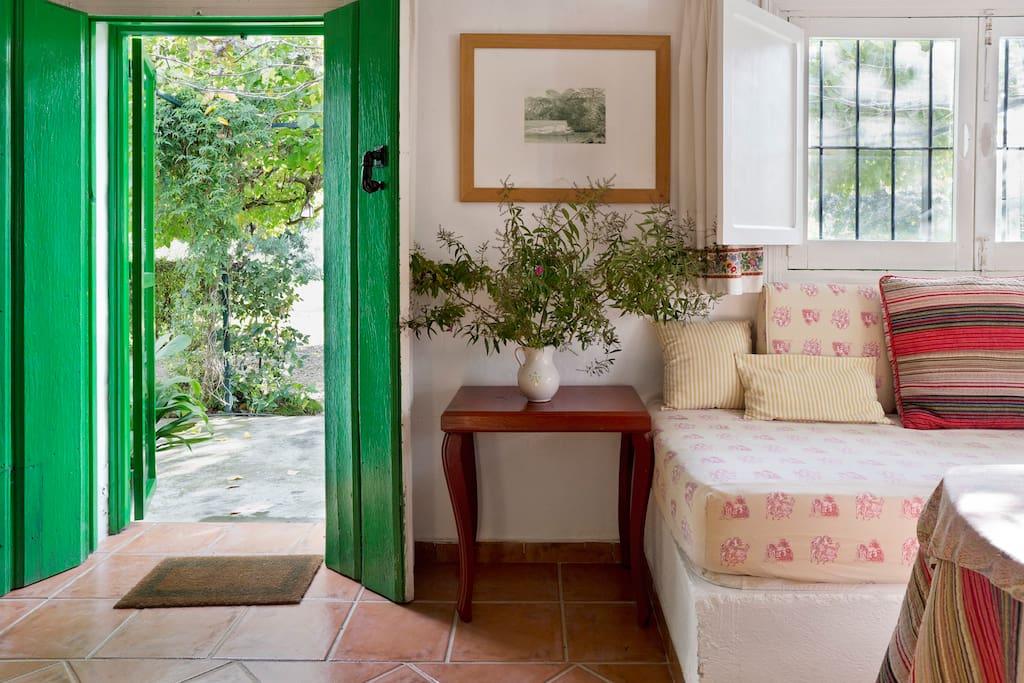 casa luna organic farm c del pino h user zur miete in villarrubia c rdoba al spanien. Black Bedroom Furniture Sets. Home Design Ideas