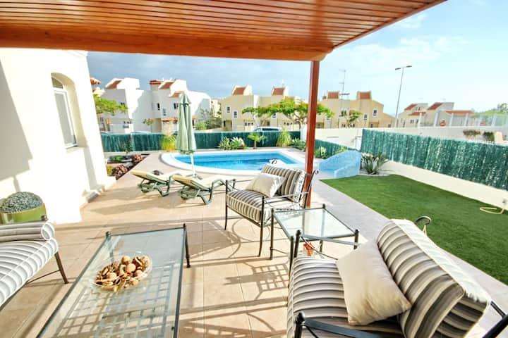 TenerifeVilla *Sunshine 1581 with private Pool