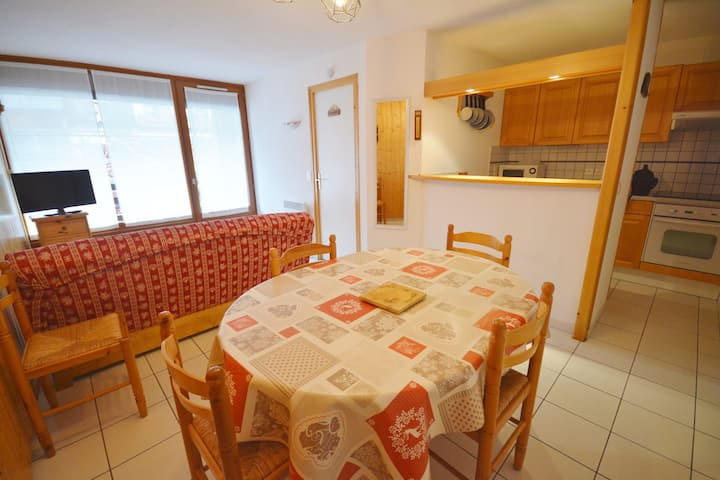 CHALENDE - 6 pers.121 - 1 Bed Flat In the centre and close to the ski slopes