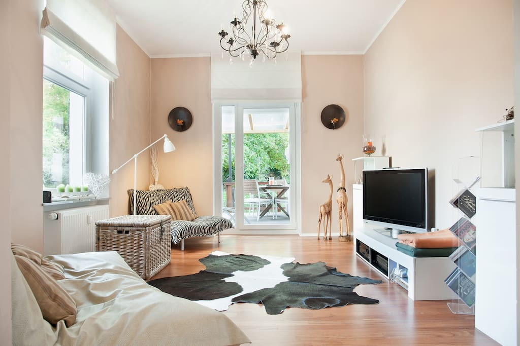 sch ner wohnen im gr nen wohnungen zur miete in wuppertal nrw deutschland. Black Bedroom Furniture Sets. Home Design Ideas