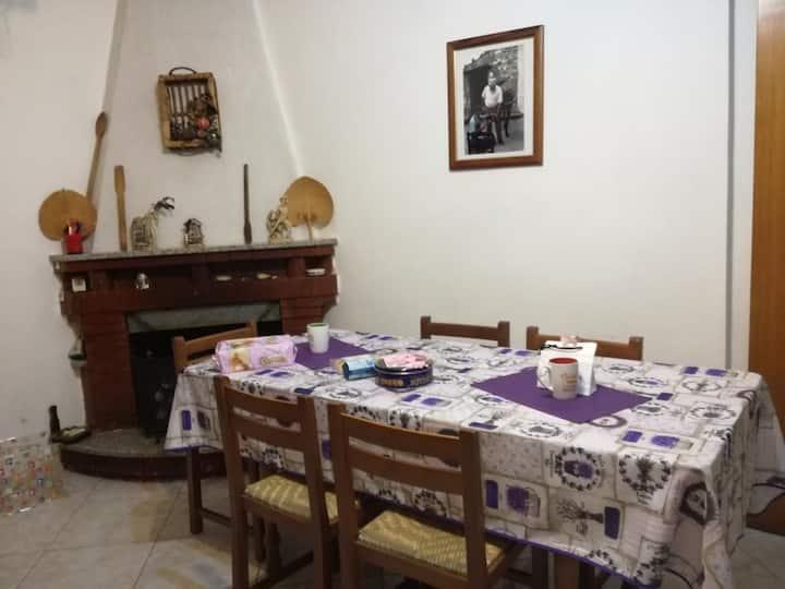 casa vacanze indipendente a Villapiana Lido