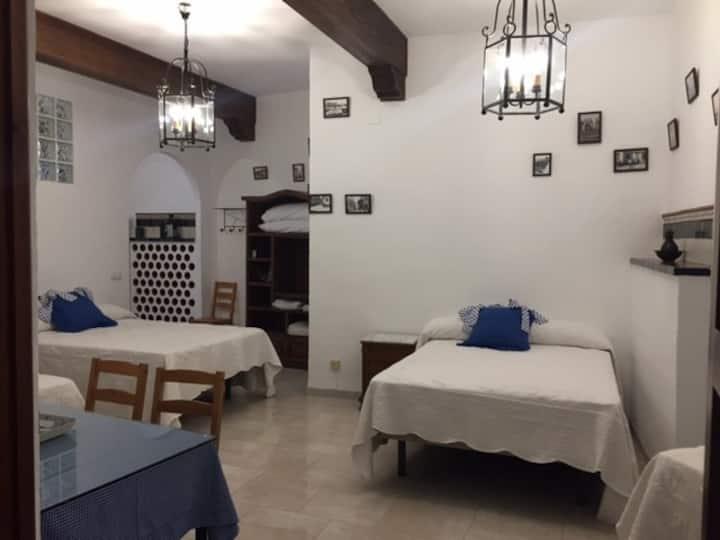 Alojamiento 2 personas Centro-Casco Historico,WIFI