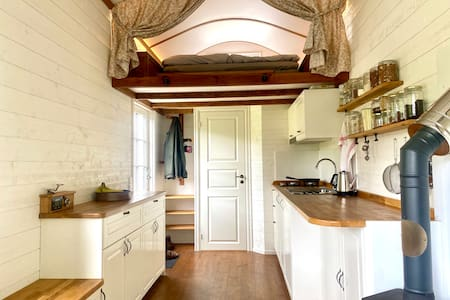 Naturnära boende i tiny house