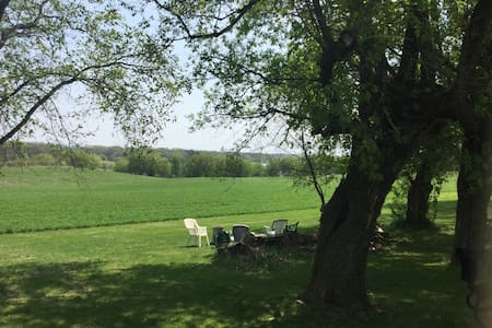 Oakwind Farm: an authentic country getaway