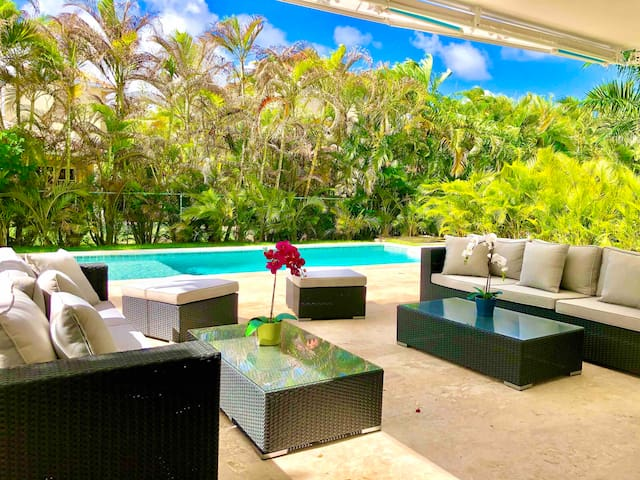 4BR BRAND NEW Modern & Luxury Villa in Punta Cana