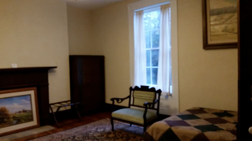 Rebecca's Parlor at Mountain Home