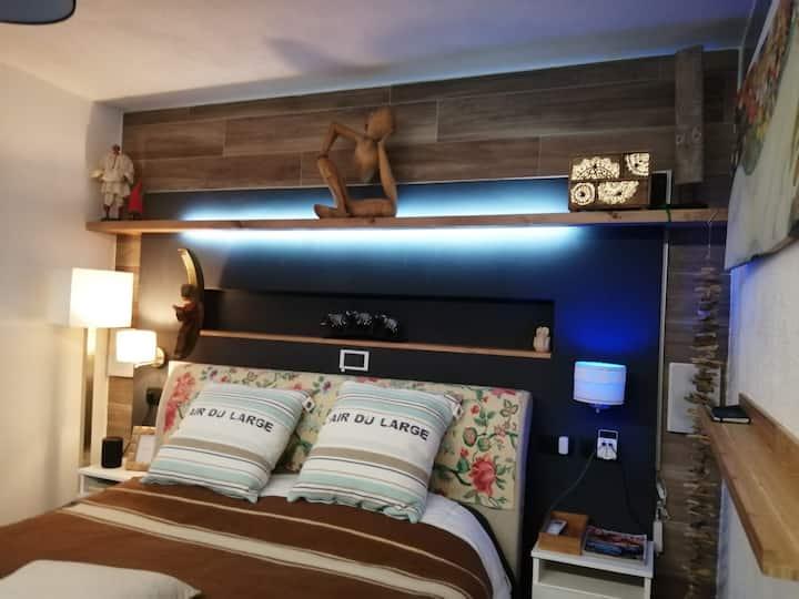 Elegante loft in Forio dotato di ogni confort