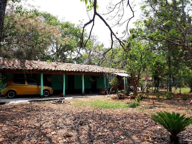 Casa de Campo Los Rosales, en Jalapa, Guatemala!