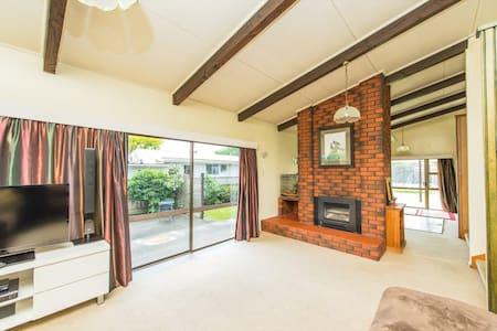 Springvale,beautiful home - Whanganui - Talo