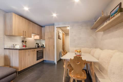 Appartement cosy à Morzine 4 personnes