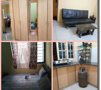 Private flat at Old Airport Road Near Domlur