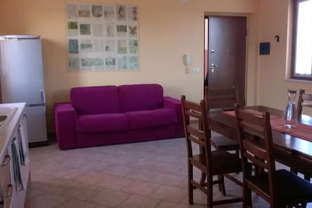 Appartamento in Cascina Pontetto (4 posti) - Asti