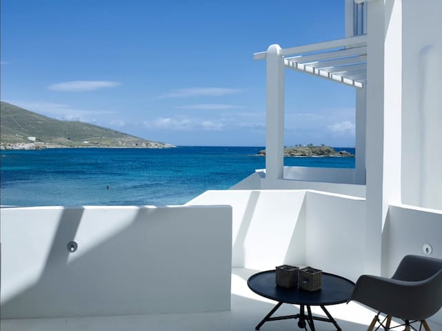 White SeaSide Villa II