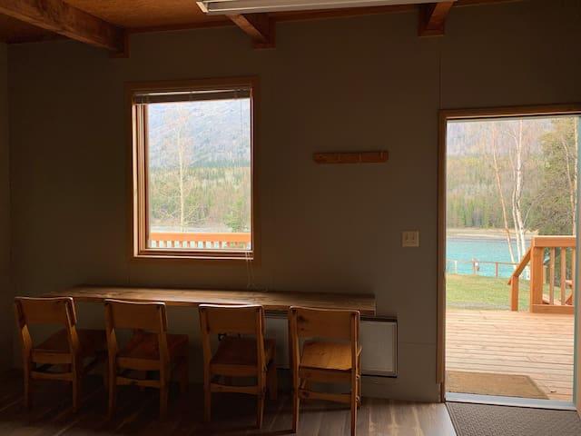 Grizzly Ridge Riverside Cabin # 1