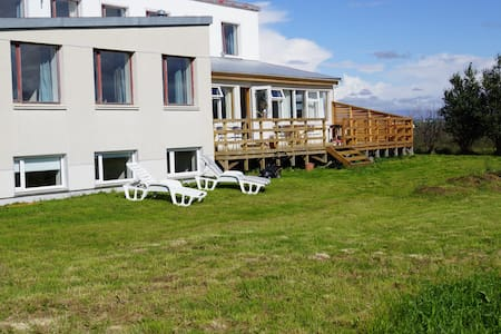 Guesthouse Hvitá - Double or Twin Room with Shared Bathroom -