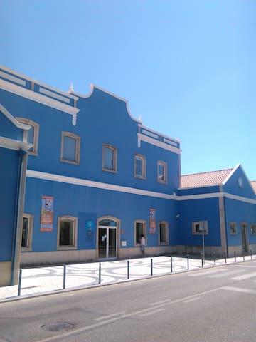 Centro de Artes e Biblioteca Pública/Arts Center and Public Library