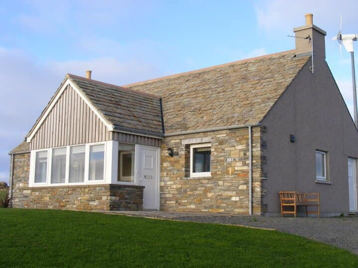 3 bed Cottage, Isle of Shapinsay, Orkney, sea view