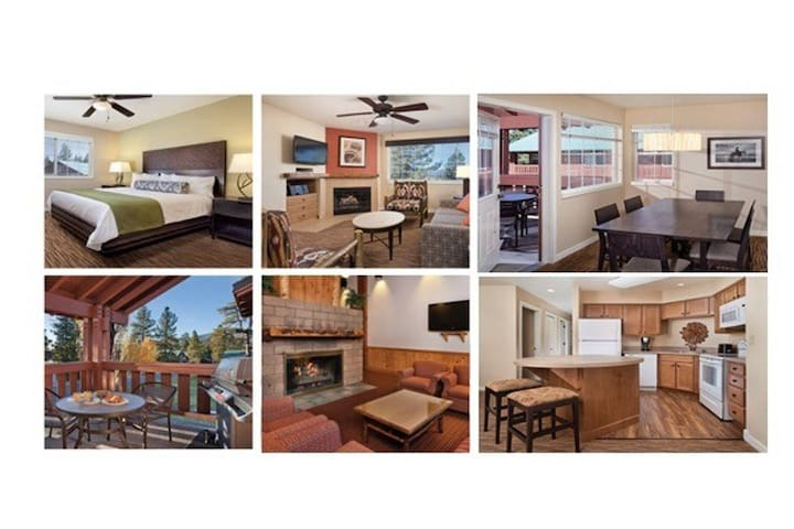 1 Bed/1 Bath Wyndham 5★ Big Bear Condo - Sleeps 4
