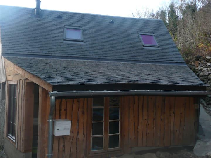 Maison de montagne cocooning
