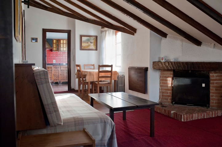 Acogedora Buhardilla en Potes - Potes - Apartment