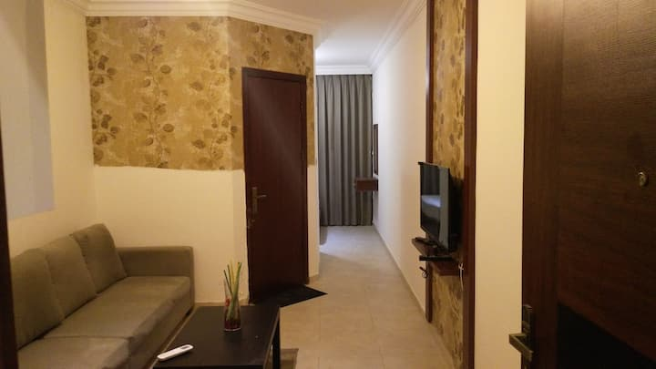Studio for rent in Abdoun- Jordan  /monthly
