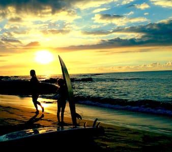 Sunset Beach - Quiet & Family Friendly! - Haleiwa