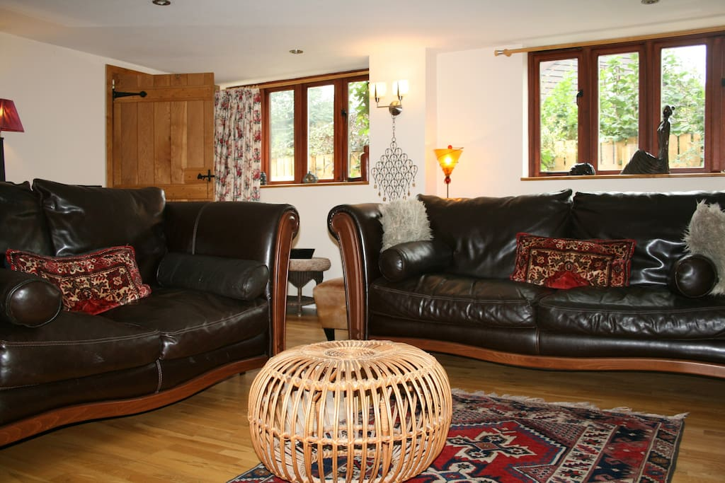 Large but cosy Living Room