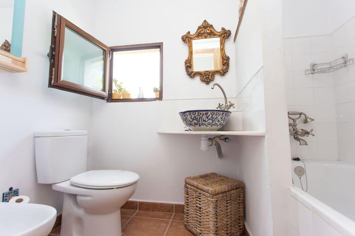 Casa rural en Alcúdia de Veo (Castellón) - Alcudia de Veo - Hus