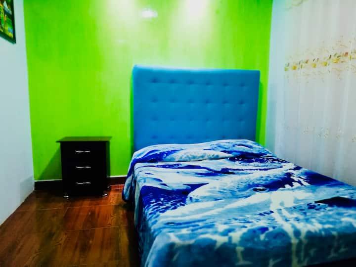 SALENTO - Habitación baño privado