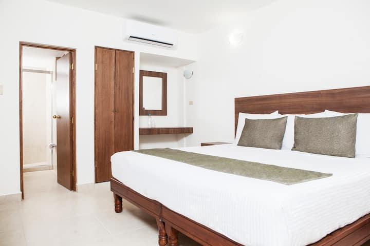 Hotel la Riviera Habitación sencilla
