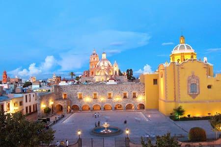 Loft en el centro historico - San Luis Potosí
