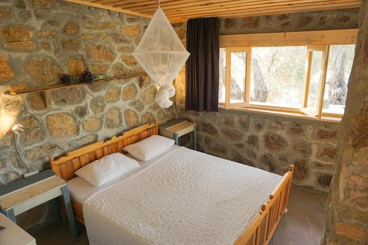 Schönes kleines privates Haus in Natur