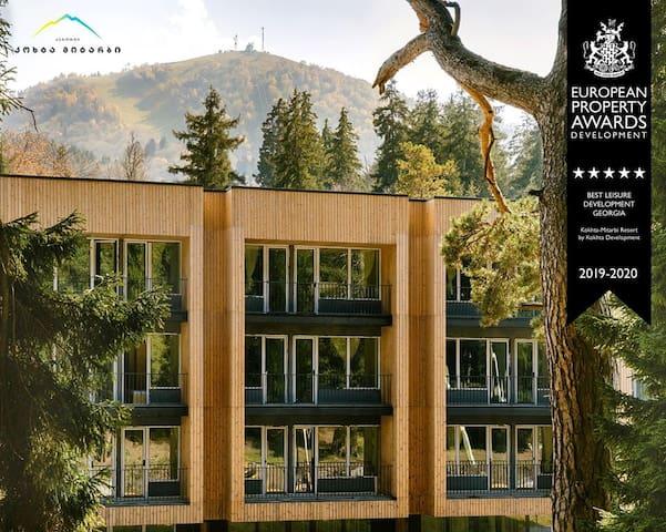Bakuriani - Kokhta Mitarbi Resort