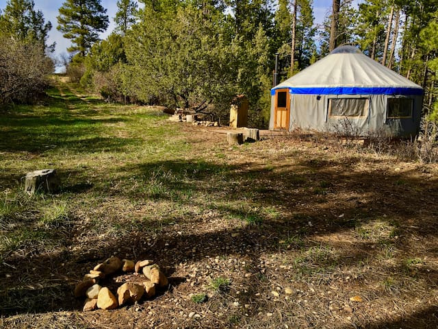 Magnificent Mountain Getaway - Mancos - Yurt