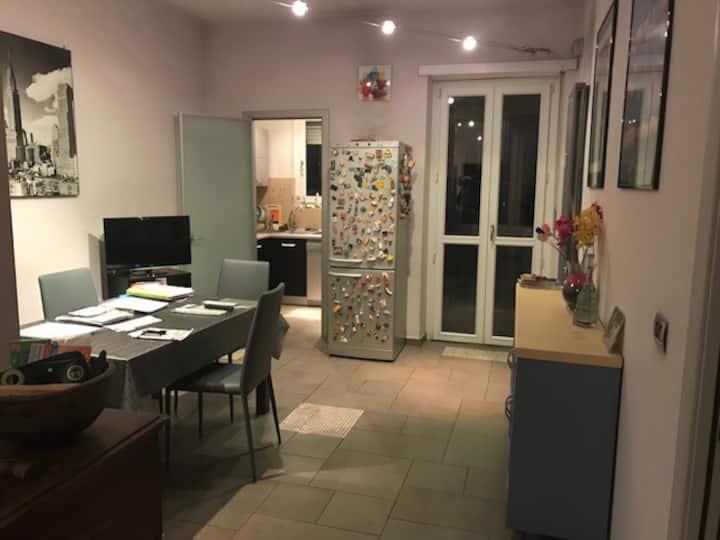 Raffinato appartamento zona S.Rita,comodo a tutto