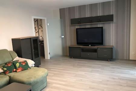 Frisch renovierte 3-Zimmer Wohnung in Bad Nenndorf