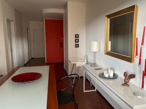 My Suite Superior in het centrum van Mendrisio