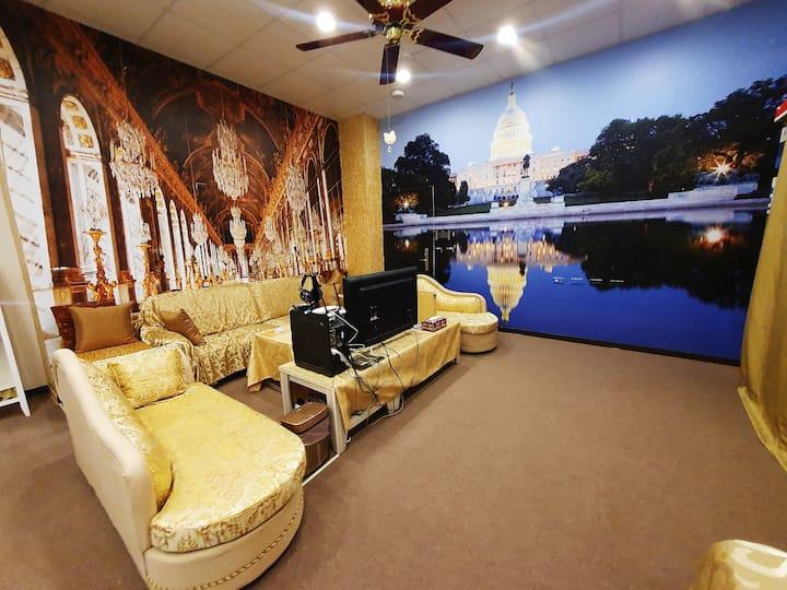 (桃園)Theme Private Holiday House (shared residence)